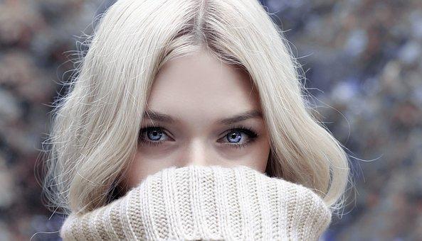 Maska do włosów blond