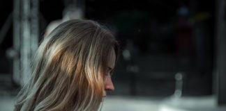 Pasemka na blondzie