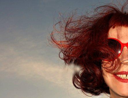 Czerwona farba do włosów