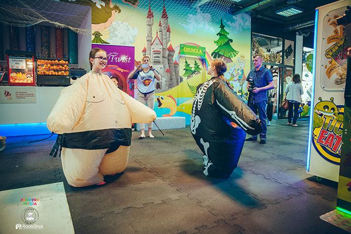 Najlepsze centrum zabaw dla dzieci w Białymstoku – poznaj Fabrykę Misia