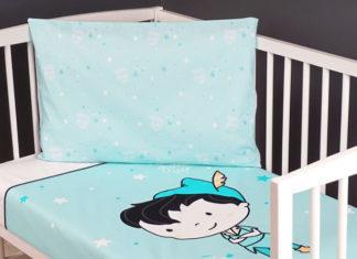 Kołderka dla niemowlaka do wózka i do łóżeczka