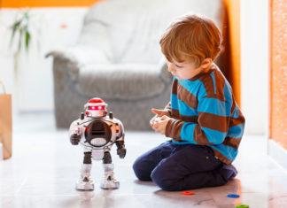 Roboty w służbie rozwoju dzieci