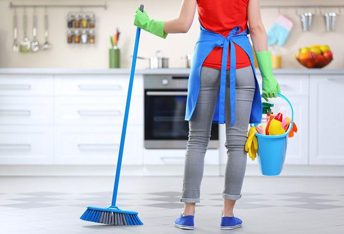 Sposoby na łatwe utrzymywanie porządku w domu